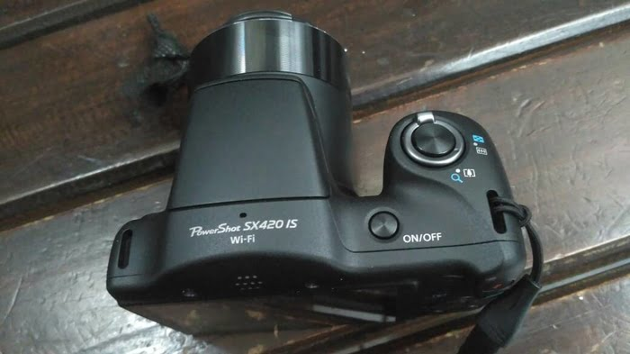 دوربين ديجيتال کانن مدل PowerShot SX420 IS