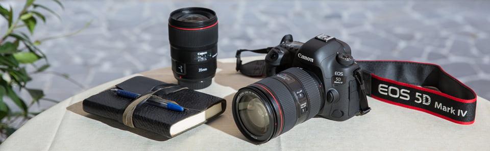 دوربين ديجيتال کانن مدل EOS 5D Mark IV