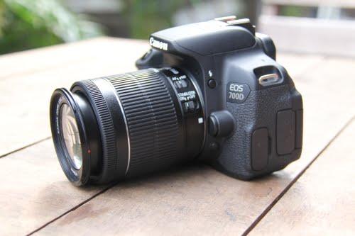 دوربين ديجيتال کانن مدل EOS 700D Kit 18-55mm IS STM