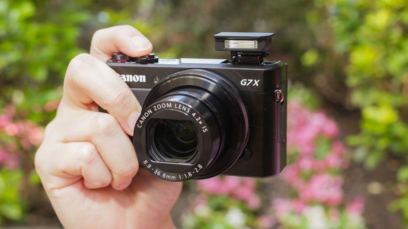 دوربين کانن G7X Mark II