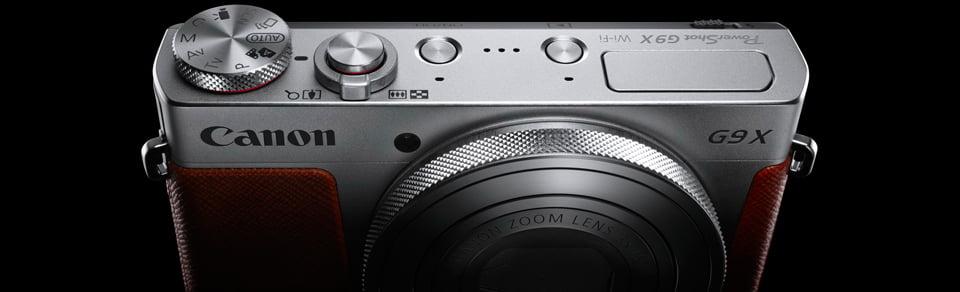 دوربین دیجیتال کانن مدل POWERSHOT G9X II