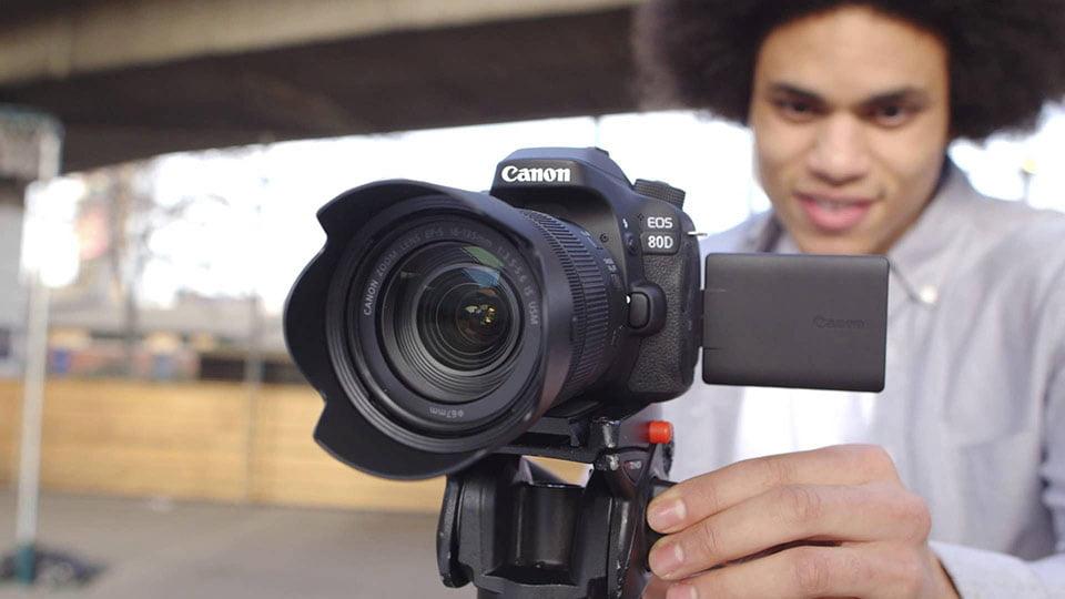 دوربین کانن 80D Body