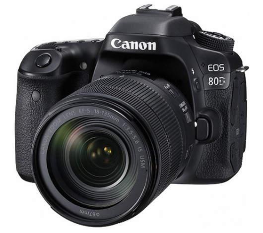 دوربین کانن EOS 80D EF S