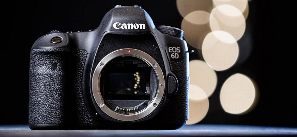 دوربین کانن EOS 6D Kit 24-105mm
