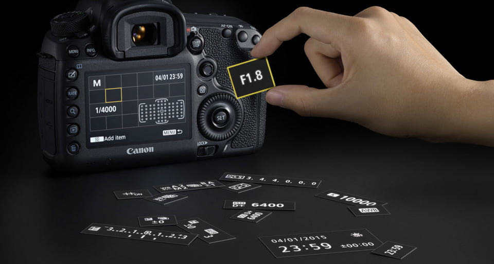 دوربين کانن EOS 5D Mark IV