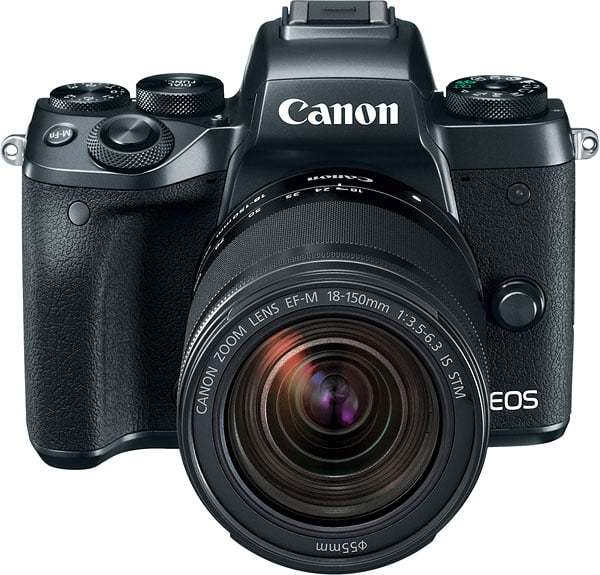 دوربین کانن EOS M5