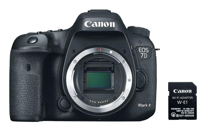 دوربین دیجیتال کانن مدل EOS 7D Mark II