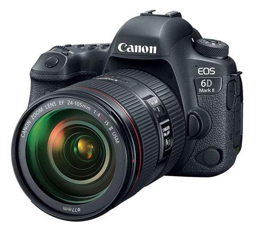 دوربین کانن EOS 6D KIT 24-105 MM