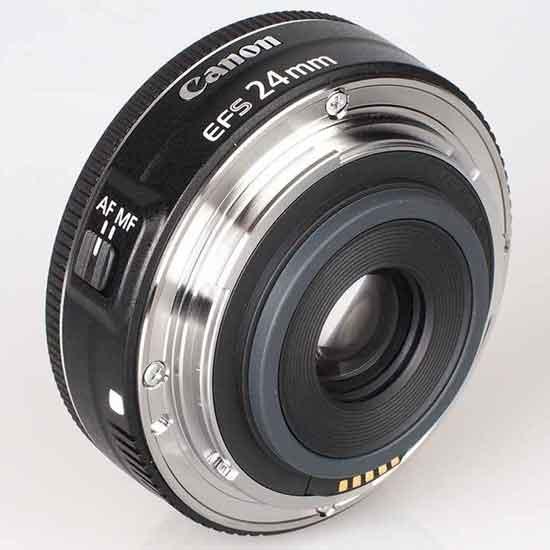 لنز دوربین کانن مدل EF-S 24mm f/2.8 STM