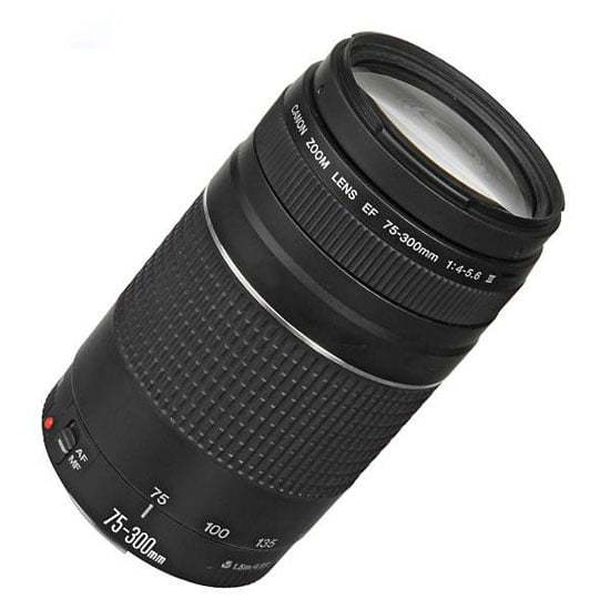 لنز کانن مدل EF 75-300mm f/4.0-5.6 III