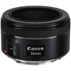 لنز Cannon EF 50 mm f/1.8 STM