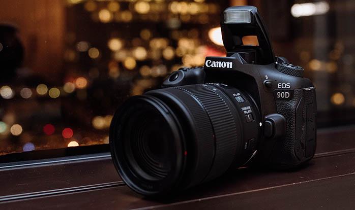 دوربین-DSLR-کانن-90D