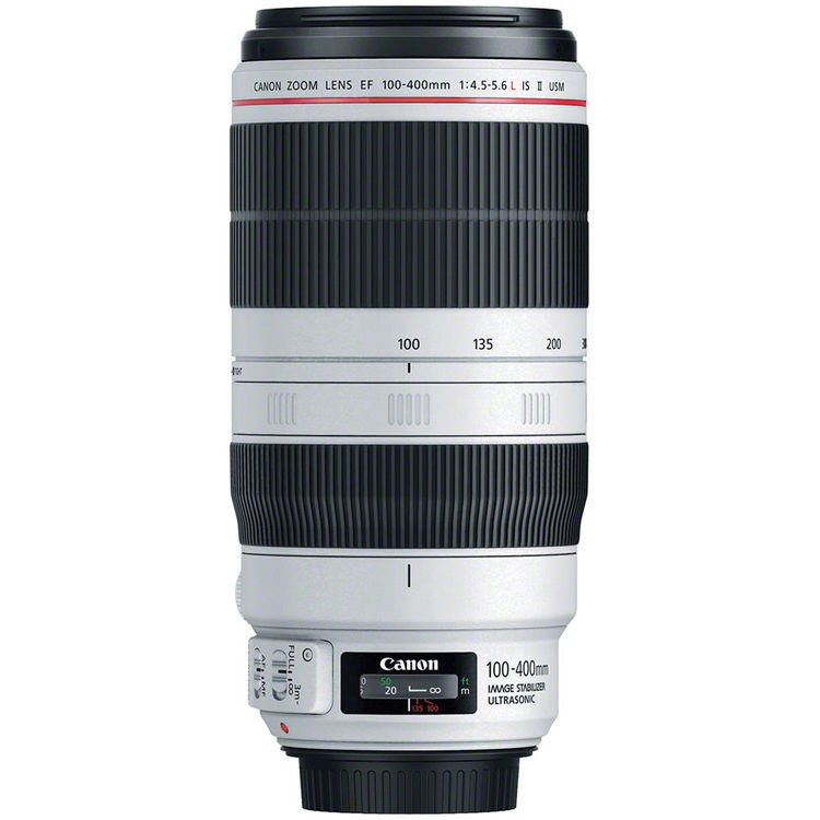 لنز کانن Canon EF 100-400mm IS II USM