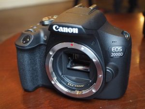 دوربین عکاسی کانن Canon EOS 2000D Body