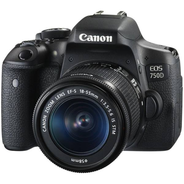 دوربین عکاسی کانن Canon 750D