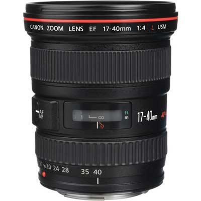 لنز کانن EF 17-40mm L USM