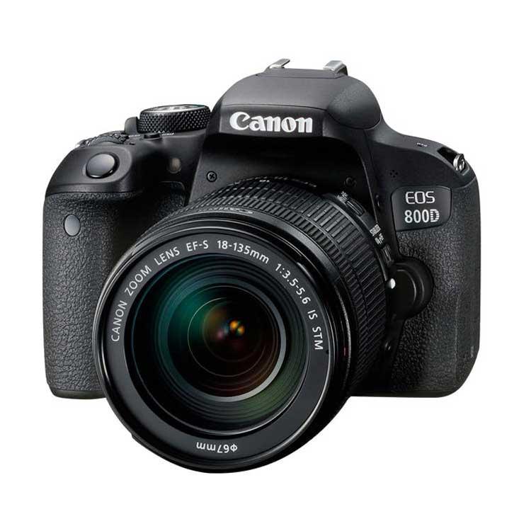 خرید دوربین عکاسی کانن EOS 800D