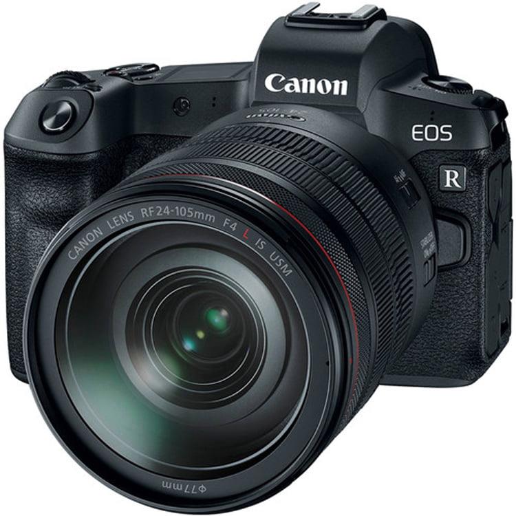 دوربین بدون آینه کانن EOS R Kit 24-105mm