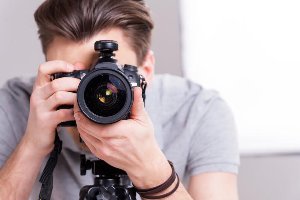 آموزش عکاسی با دوربین DSLR