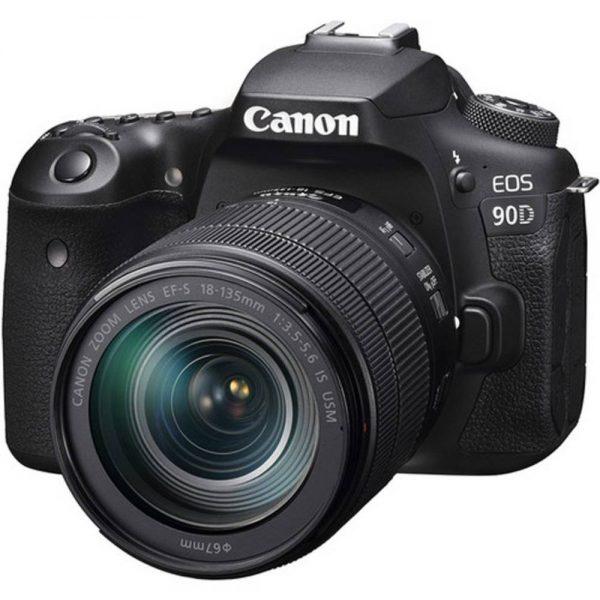 دوربین عکاسی کانن Canon 90D 18-135