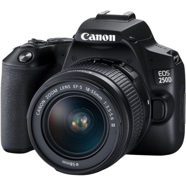 دوربین عکاسی کانن CANON EOS 250D Kit 18-55