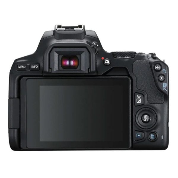 دوربین عکاسی کانن  250D kit 18-55