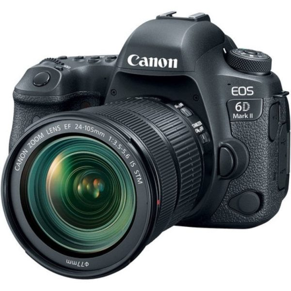 دوربین عکاسی کانن Canon EOS 6D Mark II Kit 24-105mm