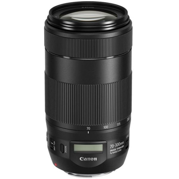 لنز کانن Canon EF 70-300mm f/4-5.6 IS II USM