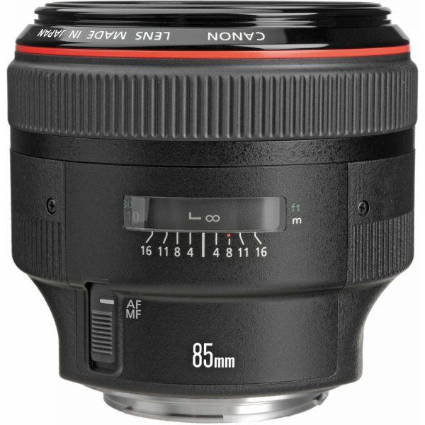 لنز کانن Canon EF 85mm f/1.2L