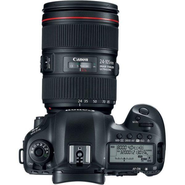 دوربین عکاسی کانن مدل EOS 5D Mark IV به همراه لنز 24-105