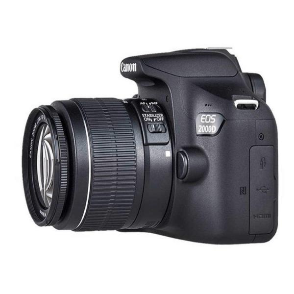 دوربین عکاسی کانن Canon EOS 2000D kit 18-55mm III