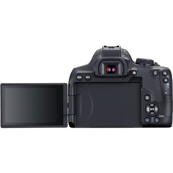 دوربین عکاسی کانن 850D kit 18-55mm
