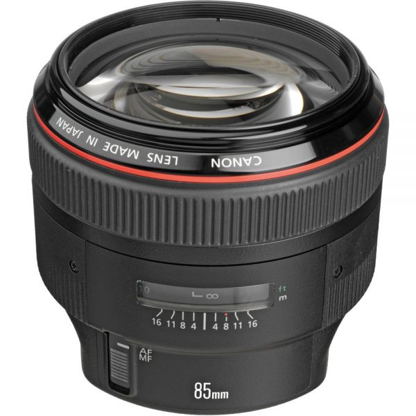 لنز دوربین کانن EF 85mm F/1.8