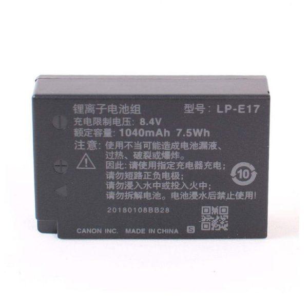باتری کانن مشابه اصلی Canon LP-E17