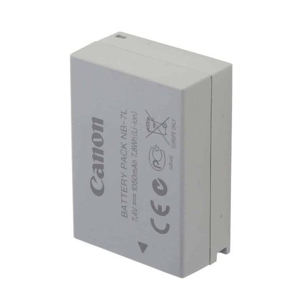 باتری لیتیوم یون کانن مدل NB-7L
