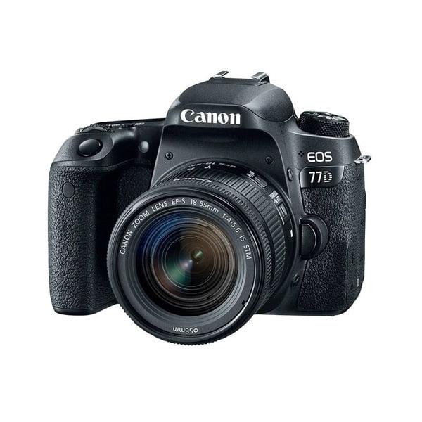 دوربین عکاسی کانن مدل 77D