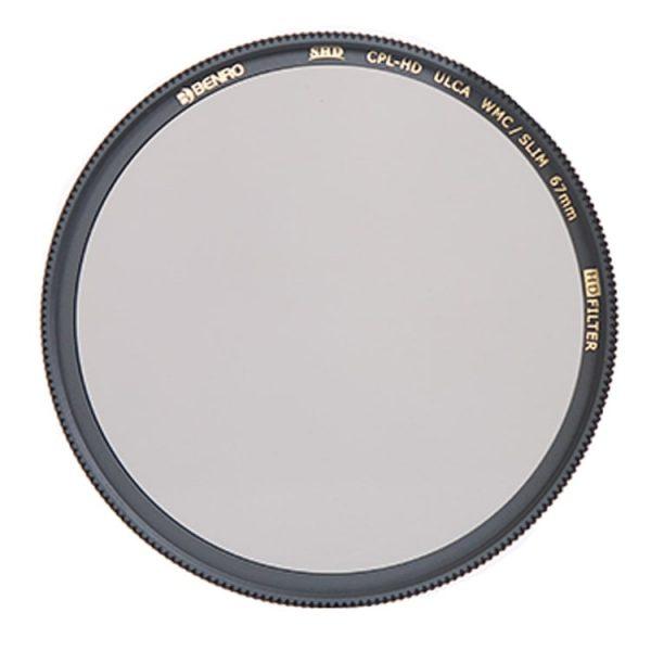فیلتر لنز عکاسی پلاریزه بنرو 67mm