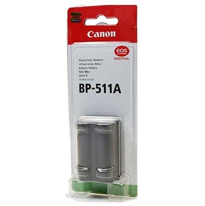 باتری کانن مشابه اصلی BP-511A