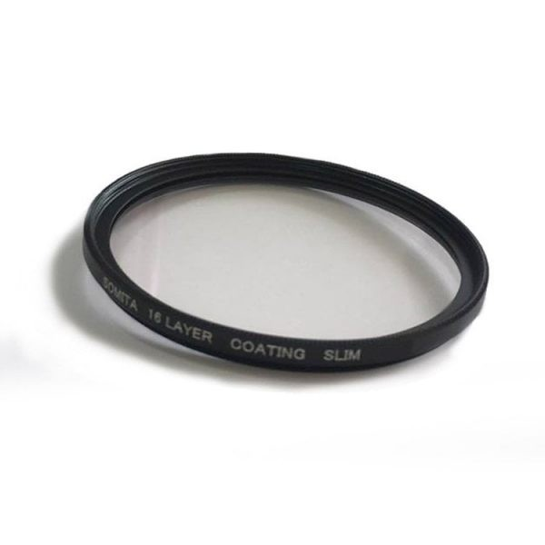 فیلتر لنز عکاسی یو وی سومیتا Somita UV 72mm