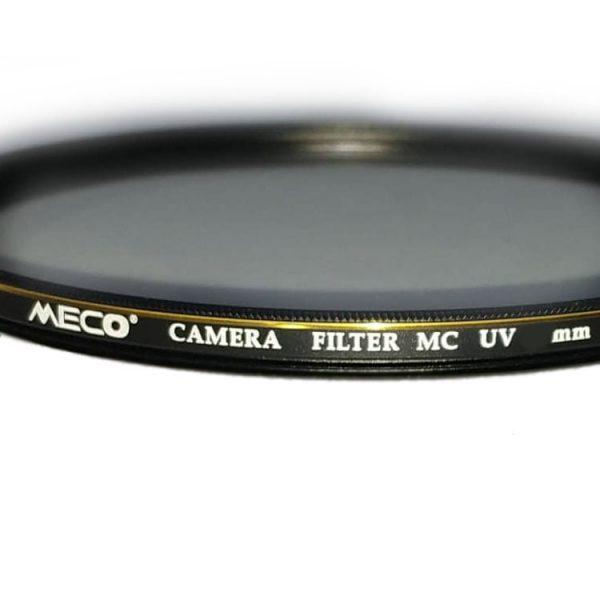 فیلتر لنز عکاسی یو وی مکو 55mm