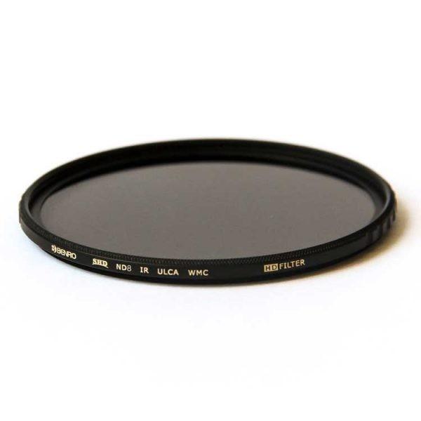 فیلتر لنز عکاسی ان دی بنرو 77mm