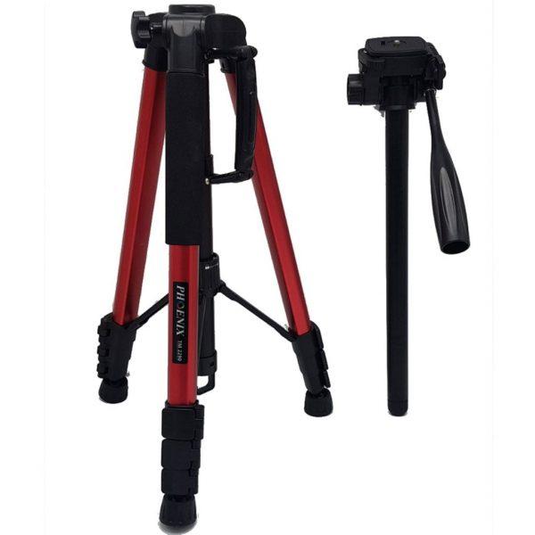 سه پایه دوربین (Phoenix TM-2290 (Red