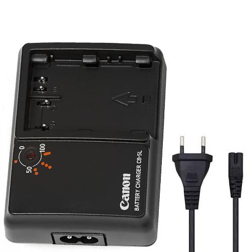شارژر باتری لیتیومی کانن CB-5L برای باتری BP-511A
