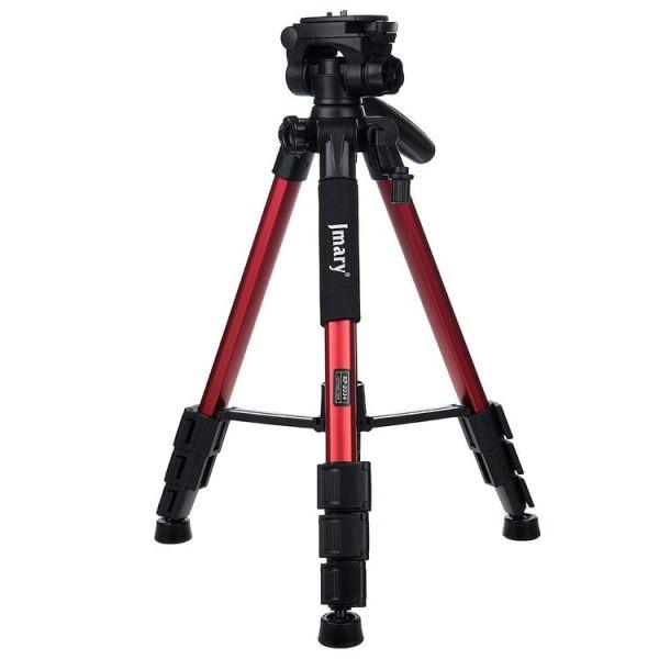 سه پایه دوربین جیماری (KP-2234 (Red