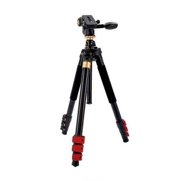 سه پایه دوربین بیک ( Beike Q600 (Red