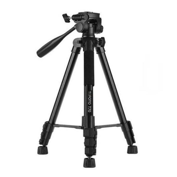 سه پایه دوربین Tefoto T70
