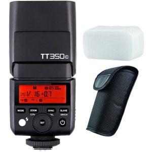 فلاش گودکس TT350-C mini flash