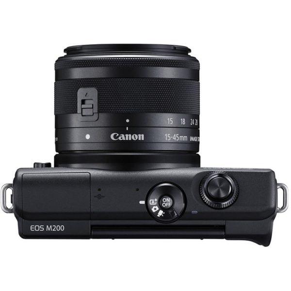 دوربین بدون آینه کانن مدل M200