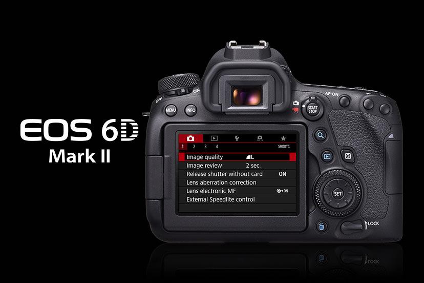 آیا دوربین Canon 6D Mark II ارزش خرید را دارد؟