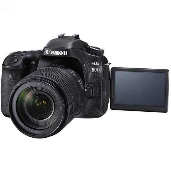 دوربین عکاسی کانن D80